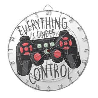 Under Control Dart Board