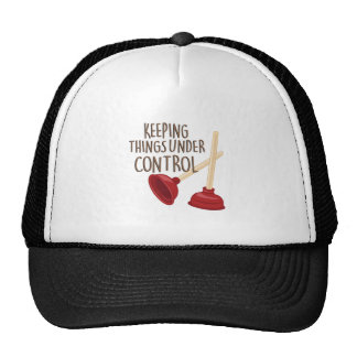 Under Control Trucker Hat