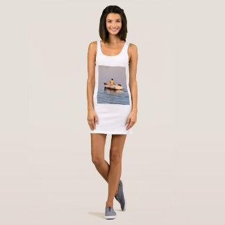 Under garment design sleeveless dress