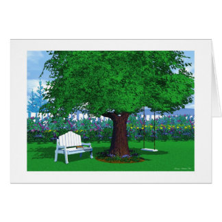 """""""Under Her Branches"""" Card"""