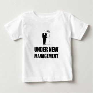 Under New Management Wedding Baby T-Shirt