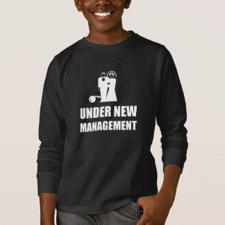 Under New Management Wedding Ball Chain T-Shirt