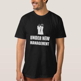 Under New Management Wedding T-Shirt