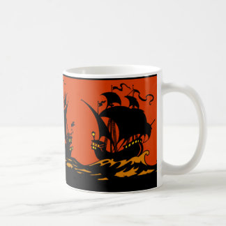 Under Sail Coffee Mug