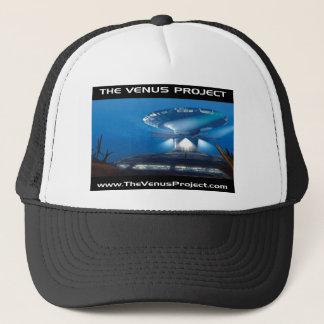 Under Sea City Trucker Hat