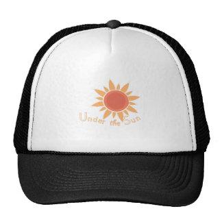 Under Sun Trucker Hat