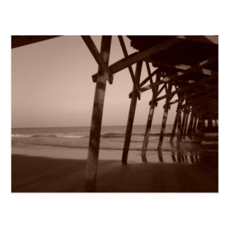 Under the Boardwalk Postcard