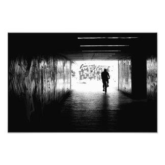Under the bridge art photo