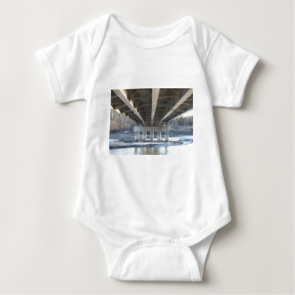 Under The Bridge Baby Bodysuit