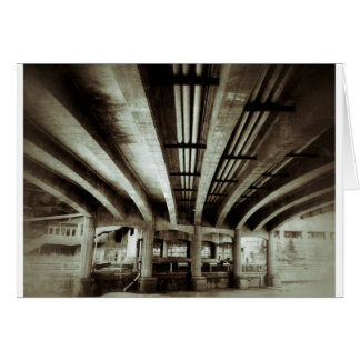 Under The Bridge Card