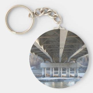 Under The Bridge Keychain