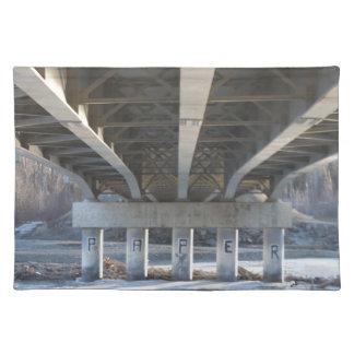 Under The Bridge Placemat