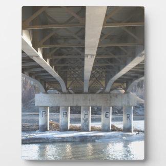 Under The Bridge Plaque