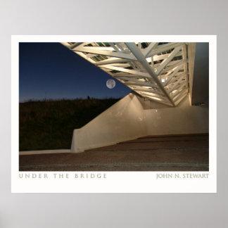 Under The Bridge Poster