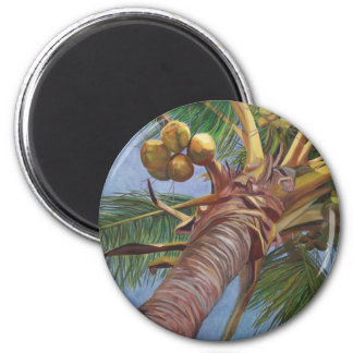 Under the Coconut Tree Magnet