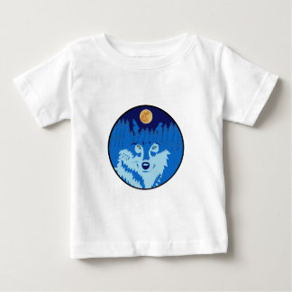 Under the Full Moon Baby T-Shirt