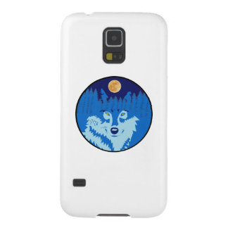 Under the Full Moon Cases For Galaxy S5