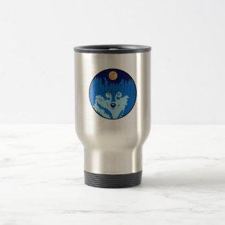 Under the Full Moon Travel Mug