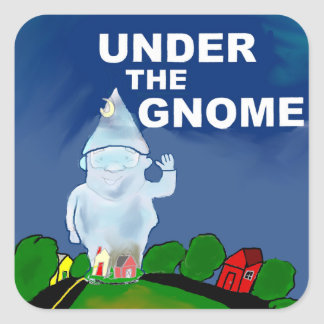 Under the Gnome Stickers
