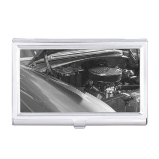 Under The Hood Business Card Case