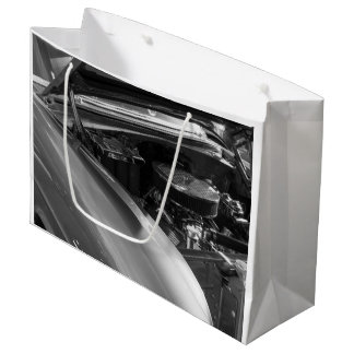 Under The Hood Large Gift Bag