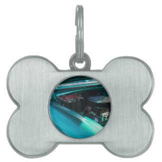 Under The Hood Pet Tag