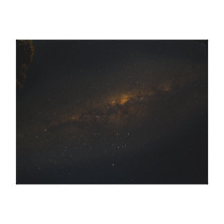 Under the Milky-Way Canvas Print