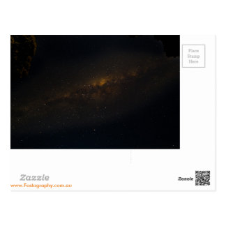 Under the Milky-Way Postcard