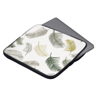 Under the palm trees laptop sleeve