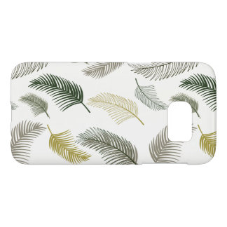 Under the palm trees samsung galaxy s7 case