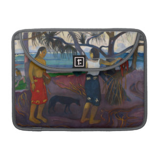 Under the Pandanus, 1891 (oil on canvas) MacBook Pro Sleeves