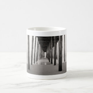 Under the Pier- Panoramic Coffee Mug
