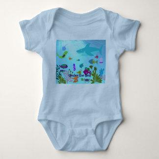 Under the Sea Baby Bodysuit