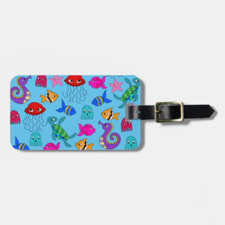Under the Sea Bag Tag