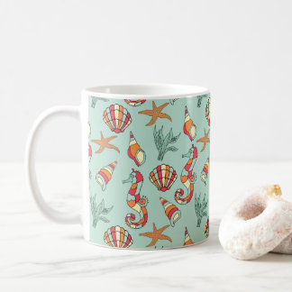 Under The Sea Bath Mug