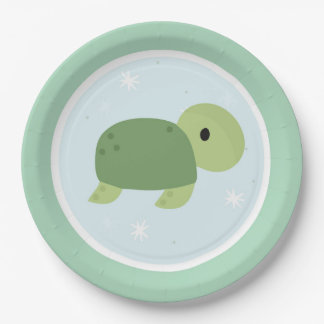 Under the Sea Birthday Party 9 Inch Paper Plate