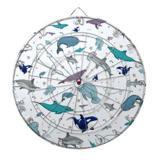 Under the Sea Dartboard