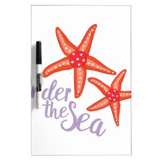 Under The Sea Dry Erase Whiteboard