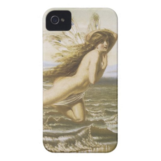 Under The Sea Fairy iPhone 4 Cover