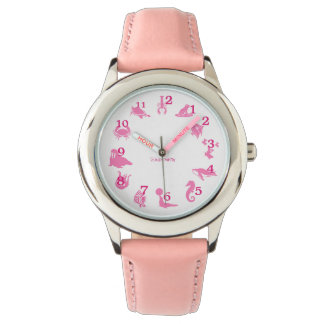 Under The Sea Fun Wristwatches