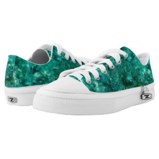 Under the Sea Low-Top Sneakers