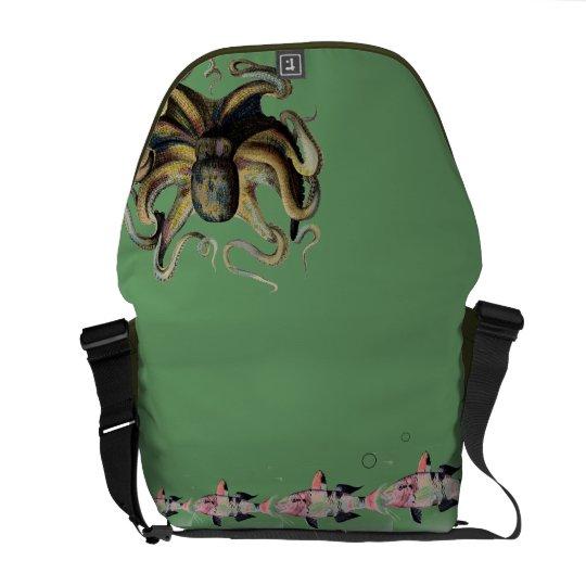 Under the Sea Messanger Bag Commuter Bag
