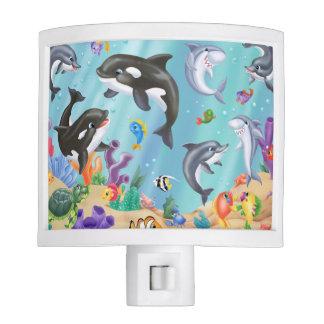 Under the Sea Night Light