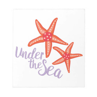 Under The Sea Notepads
