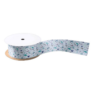 Under the Sea Satin Ribbon