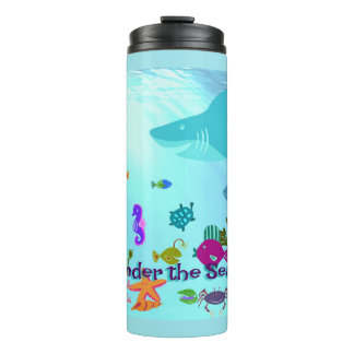 Under the Sea Thermal Tumbler