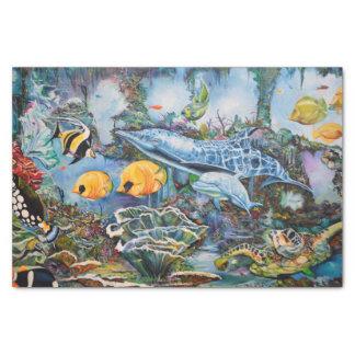 Under the Sea Tissue Paper