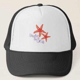 Under The Sea Trucker Hat