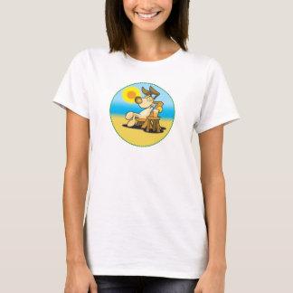 Under The Sun Dog T-shirt
