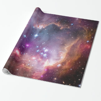 """Under the """"Wing"""" of the Small Magellanic Cloud"""